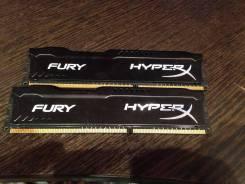 Продается озу Kingston HyperX fury 8Гб (4x2)