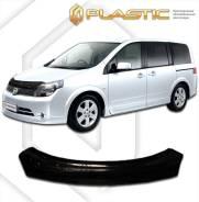 Дефлектор капота. Nissan Lafesta, B30