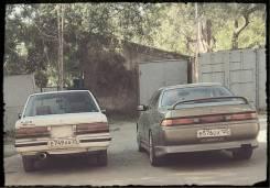 Toyota Mark II. механика, задний, 1.8 (98 л.с.), бензин
