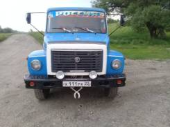ГАЗ 3307. Продам осинизаторскую машину , 111 куб. см.