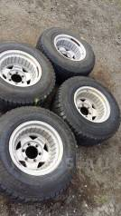 Centerline Wheels. 9.5x15, 6x139.70, ET-46, ЦО 110,0мм.