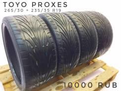 Toyo Proxes. Летние, 2009 год, износ: 40%, 4 шт