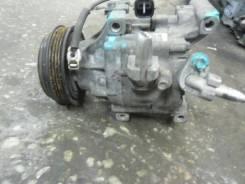 Компрессор кондиционера. Toyota bB, NCP30 Двигатель 2NZFE