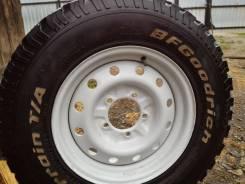 Продам комплект колес на УАЗ. x16 5x139.70