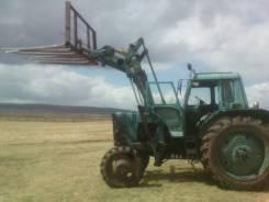 МТЗ 82. Продаётся трактор МТЗ-82 с куном ! в Иркутске