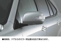 Зеркало заднего вида боковое. Lexus RX330, MCU38 Lexus RX350, GSU30, GSU35 Lexus RX300, MCU35 Toyota Harrier, GSU35, GSU36, GSU31, GSU30, GSU35W, GSU3...