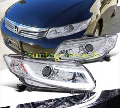 Фары передние тюнинг Honda Civic 2012-