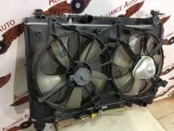Вентилятор охлаждения радиатора. Toyota Camry, ACV40 Двигатели: 2GRFE, 2AZFE