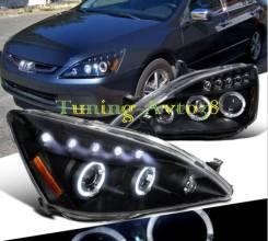 Фары передние тюнинг Honda Accord 2003-2007