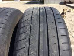 Dunlop SP Sport FastResponse. Летние, 2013 год, износ: 20%, 5 шт