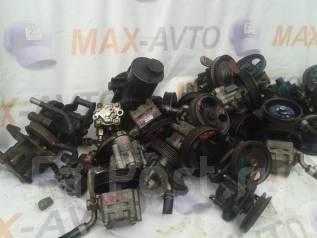 Гидроусилитель руля. Nissan Patrol, Y61 Nissan Safari, TY61, WFGY61, Y61 Двигатели: RD28TI, TB48DE, ZD30DDTI, TB48E