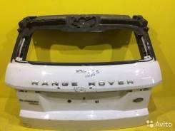 Крышка багажника. Land Rover Range Rover Evoque Пелец Ровер