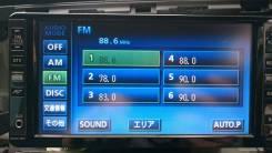 Магнитола. Toyota: RAV4, Highlander, Sienna, Harrier, Camry