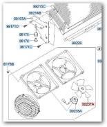 Вентилятор кондиционера COUNTY / MIGHTY / 992375A101 / 5 лопасти / D=300 mm