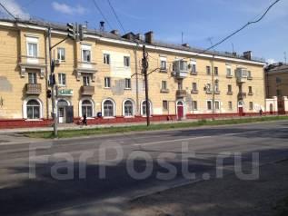2-комнатная, улица Краснореченская 36. Индустриальный, частное лицо, 60 кв.м. Дом снаружи