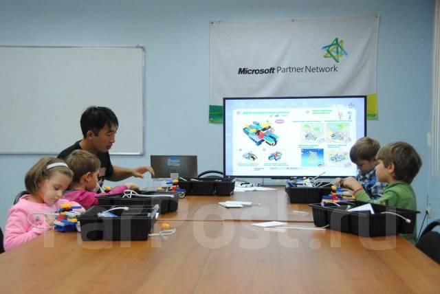 Робототехника для детей 5-15 лет в Пограничном!