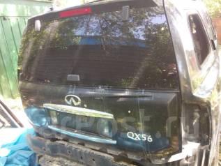 Дверь багажника. Nissan Armada, TA60, JA60 Infiniti QX56, JA60 Двигатель VK56DE