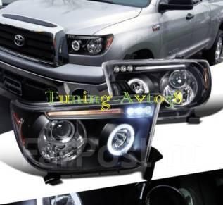 Линза фары. Toyota Tundra, USK57, UPK51, UPK50, UPK56, USK52 Toyota Sequoia, UPK60, USK65, UCK65, UCK60, USK60, UPK65 Двигатели: 1URFE, 3URFE, 2UZFE