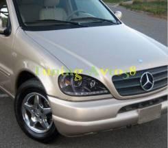 Фары передние тюнинг Mercedes-Benz M-Class W163 1997-2005