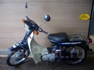 Yamaha Mate 50. 50 куб. см., исправен, без птс, без пробега