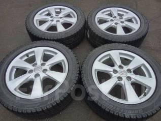 Зимние колеса Toyota + Brigstone Revo 2 *215/55* R17. 7.0x17 5x114.30 ET50