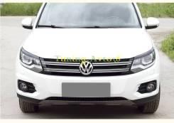 Накладка на фару. Volkswagen Tiguan