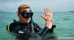"""Тренер по плаванию. Инструктор, дайвмастер по дайвингу в новый дайвинг центр. Дайвинг центр """"Тунгус"""""""