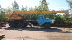 ЗИЛ 133ГЯ. Продаётся автокран ЗИЛ 133 гя (КС 3575), 10 850 куб. см., 10 000 кг., 10 м.
