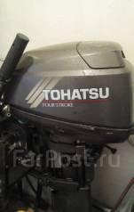 Tohatsu. 18,00л.с., 4-тактный, бензиновый, нога L (508 мм), Год: 2003 год