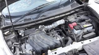 Заслонка дроссельная. Nissan Juke, YF15 Двигатель HR15DE