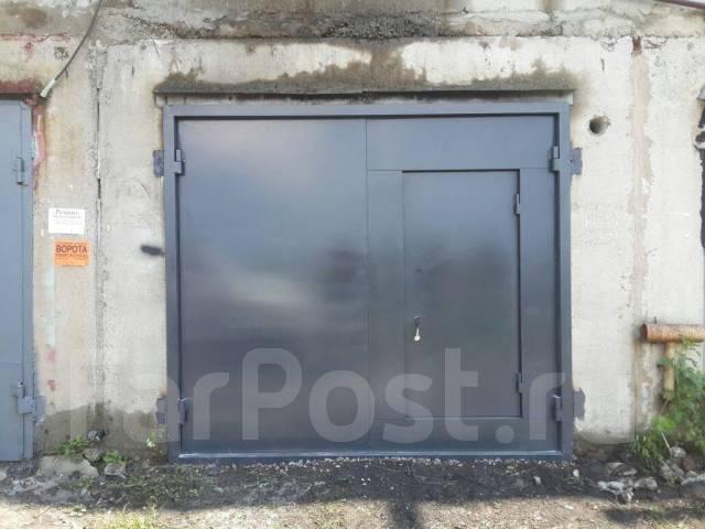 Ворота гаражные 29900р. Увеличение проемов гаражных ворот.