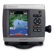 Навигатор Garmin Gpsmap 421s с эхолотом