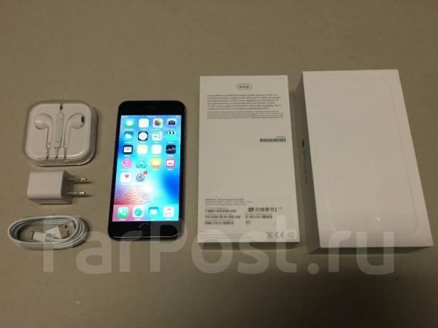 Apple iPhone 6. Новый, 64 Гб, 3G
