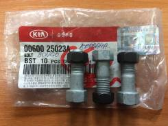 Болт карданного вала. Kia Pregio Kia Bongo Kia Sorento Kia K-series Двигатели: D4BH, 4D56, TCI, D4BB, D4CB, A, ENG