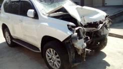 Toyota Land Cruiser Prado. ПТС 2015