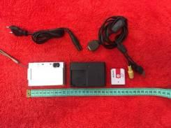 Sony Cyber-shot DSC-T100. 8 - 8.9 Мп, зум: 5х