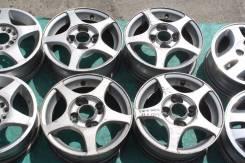 Daihatsu. 5.0x13, 4x100.00, 4x114.30, ET35, ЦО 68,0мм.