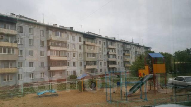 3-комнатная, Заречная. Сахпоселок, агентство, 73 кв.м. Вид из окна днём