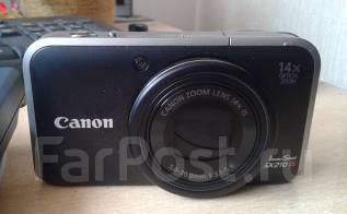 Canon PowerShot SX210 IS. 10 - 14.9 Мп, зум: 14х и более