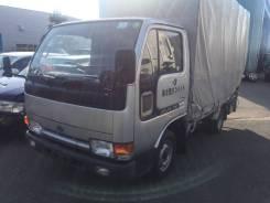 Кабина. Nissan Atlas, P4F23, P2F23 Двигатель TD27