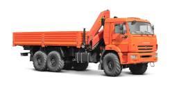 Камаз 43118 Сайгак. Камаз 43118-3079-46 + КМУ Palfinger PK15500A, 10 000 куб. см., 10 000 кг.