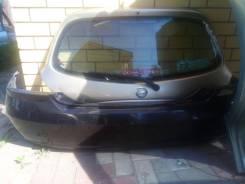 Крышка багажника. Nissan Almera, N16E, N16