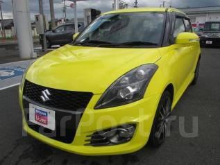 Suzuki Swift. механика, передний, 1.6 (136 л.с.), бензин, 32 000 тыс. км, б/п. Под заказ
