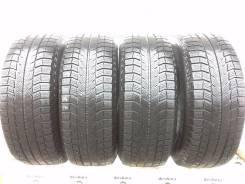 Michelin Latitude X-Ice. Зимние, без шипов, 2012 год, износ: 20%, 4 шт
