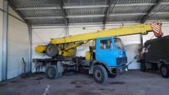 МАЗ 5337. Автокран , 11 500 куб. см., 13 999 кг., 14 м.