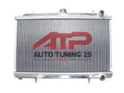 Радиатор охлаждения двигателя. Nissan Silvia, S14, S15 Nissan 240SX