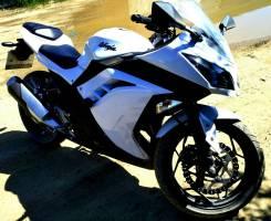 Kawasaki Ninja. 300 куб. см., исправен, птс, с пробегом