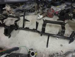 Жесткость панели приборов. Mercedes-Benz M-Class, W163