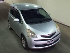 Toyota Ractis. NCP10#, NZ