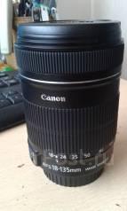 Продам объектив Canon EFS 18-135 mm 0.45|1.5ft